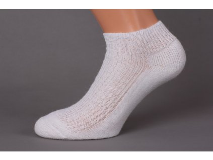 ALICE kotníkové ponožky ovčí vlna