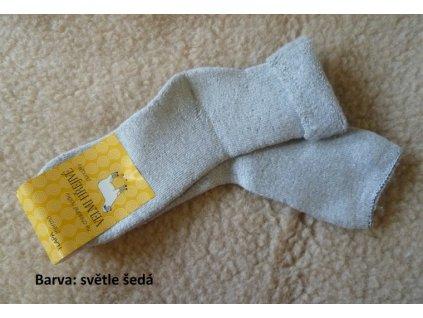 Ponožky hřejivé TLAPA thermo