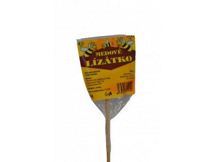 Medové lízátko 10 g