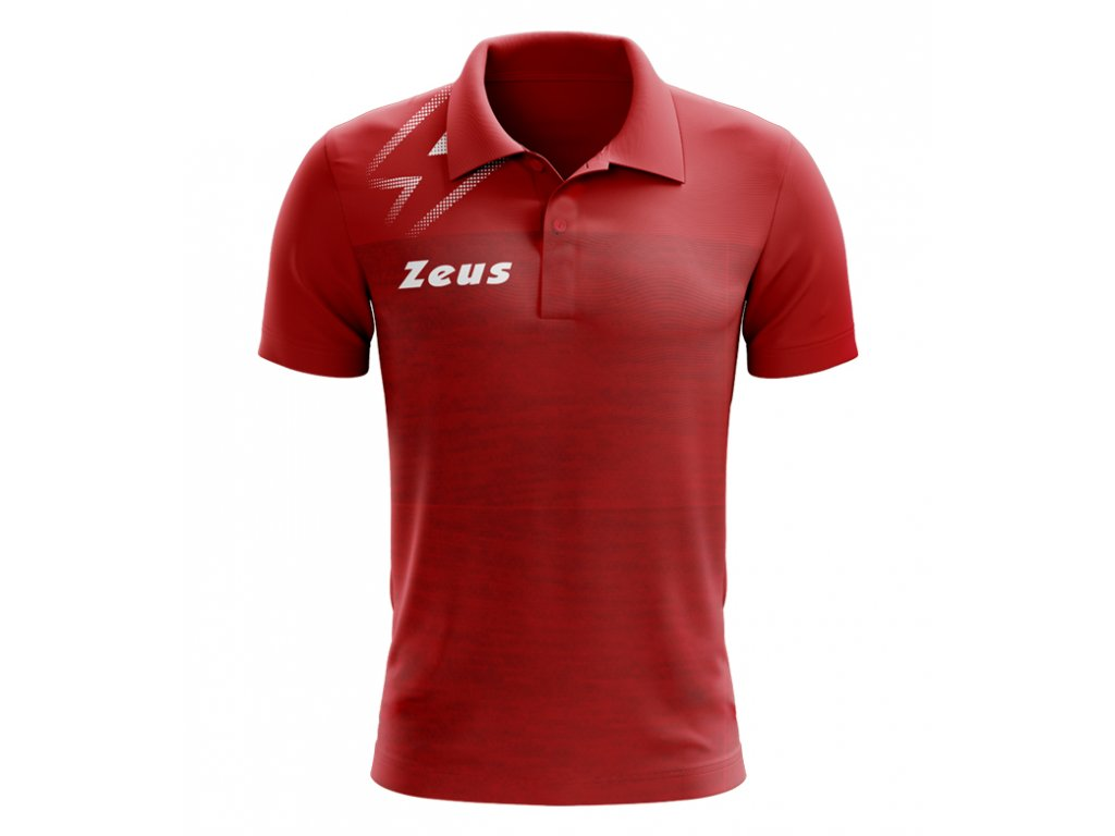 1050 24 POLO OLYMPIA RED