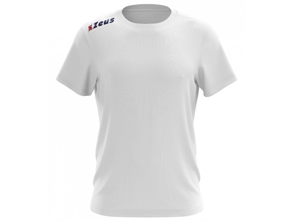 t shirt promo mockup bianco
