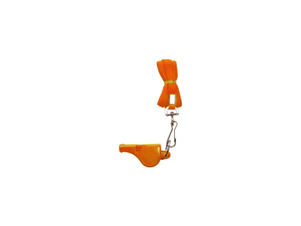 fischietto arancio fluo