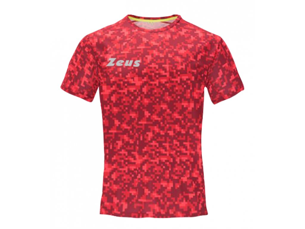1077 24 t shirt pixel red fronte