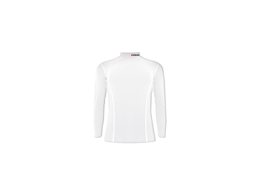 maglia lupetto bianco