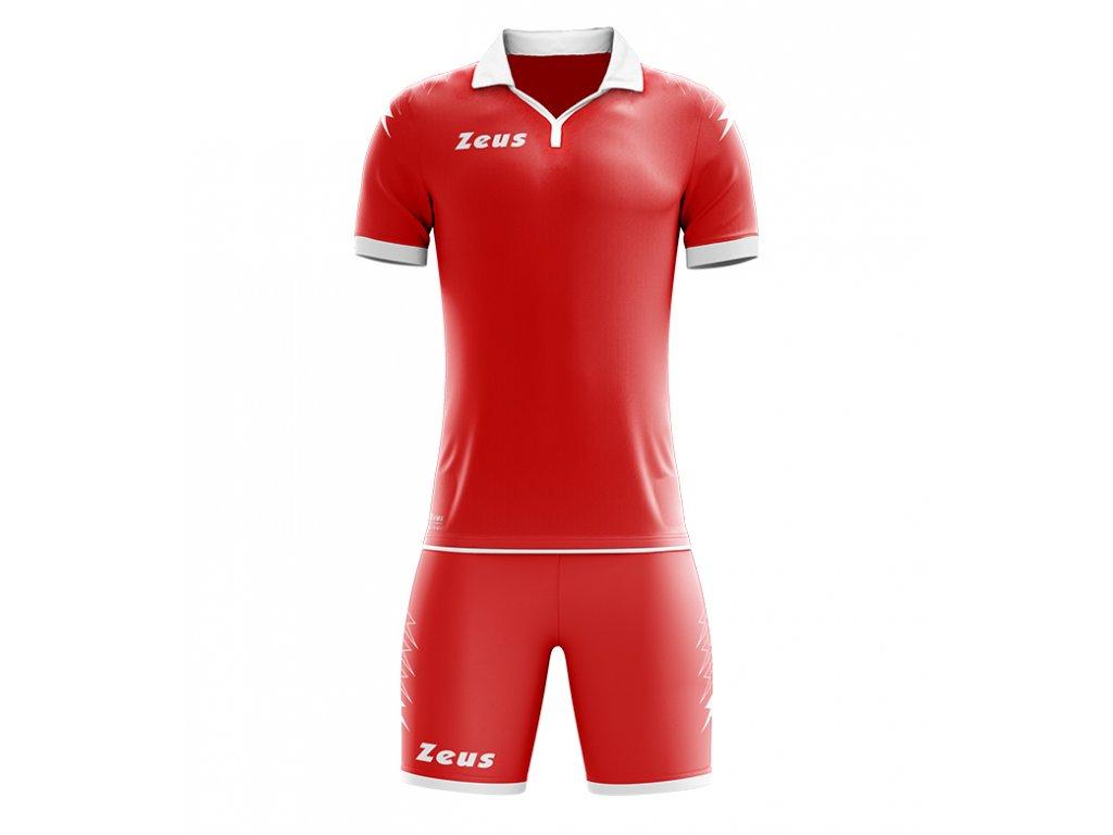 kit scorpion rosso bianco
