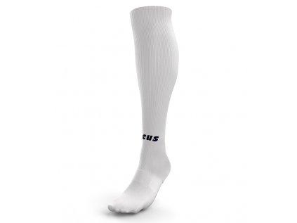 calza tecnika alta bianca mockup