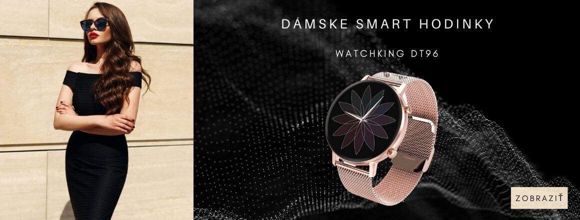 Dámske smart hodinky dt96 PC