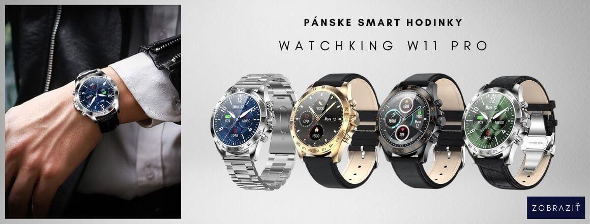 Smart Hodinky WatchKing W11 Pro PC
