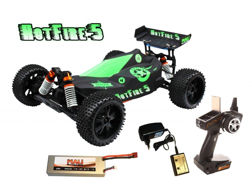Hot Fire Buggy 5, 1:10 XL