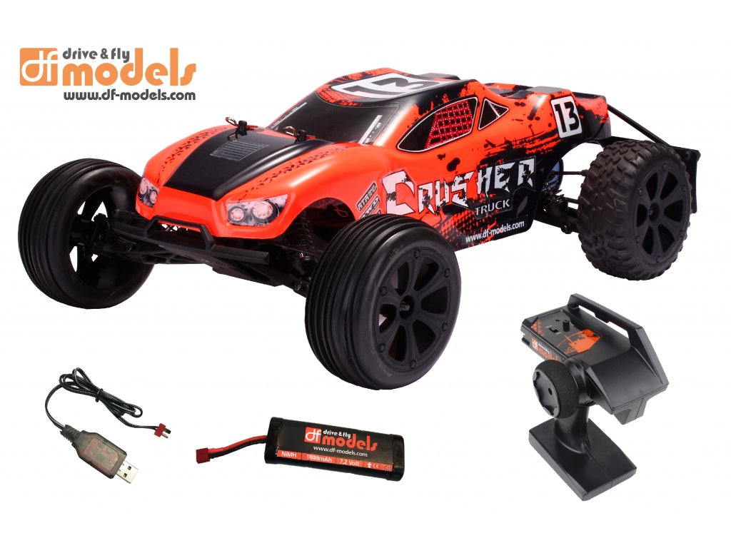 CRUSHER RC-Truck 1:10 RTR