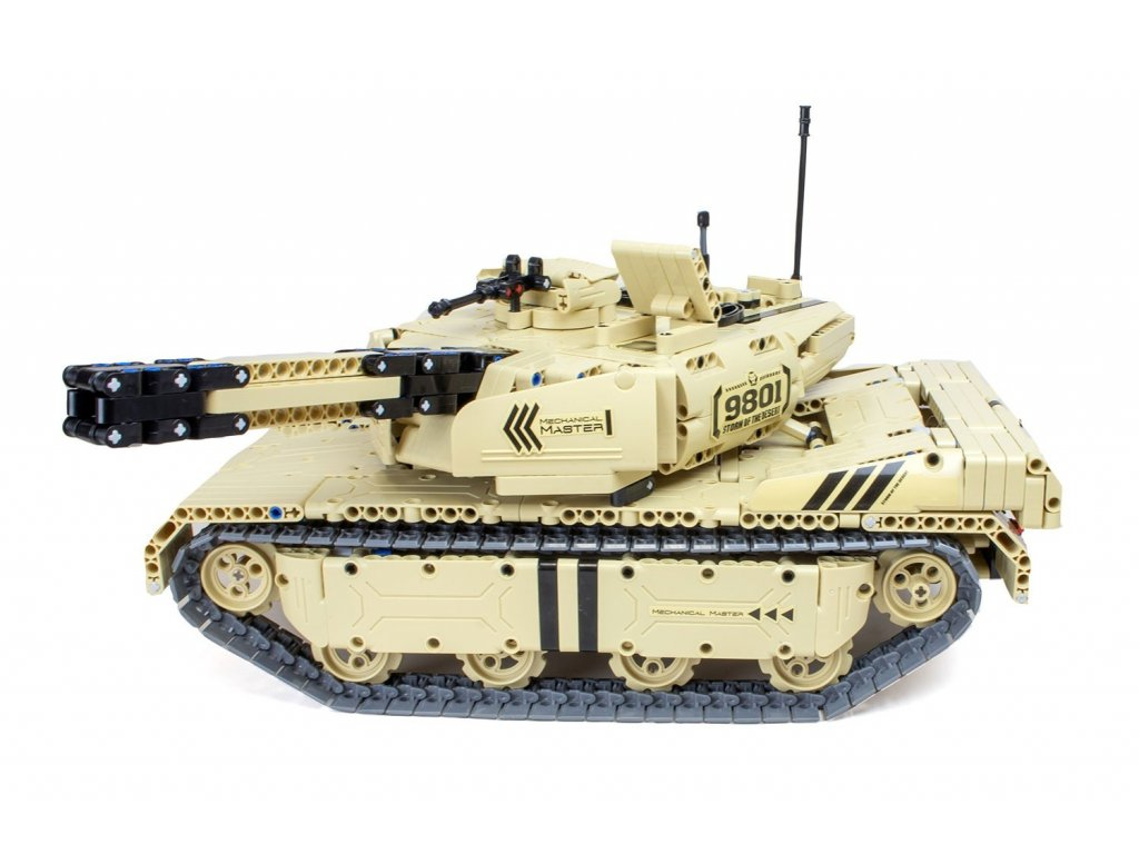 TEKNOTOYS Panzer - bojový tank