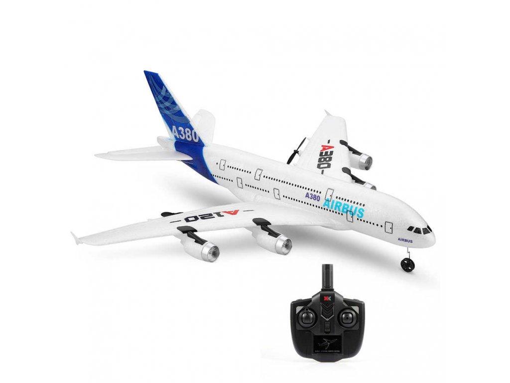 AIRBUS A380 RC lietadlo