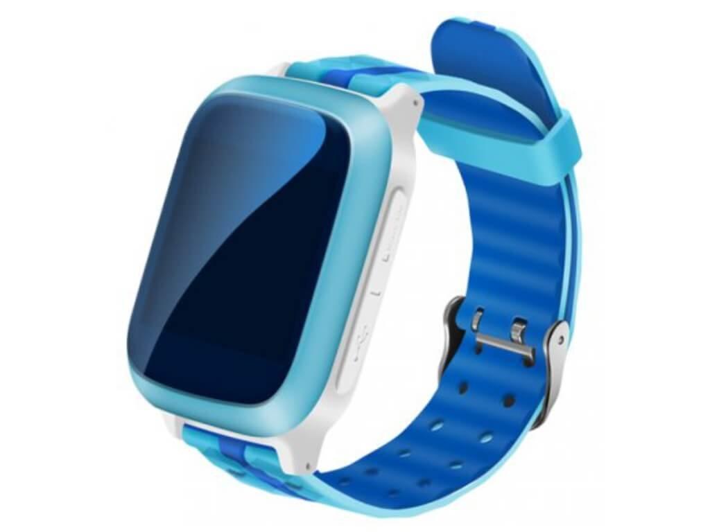 detské smart hodinky WG08 modre