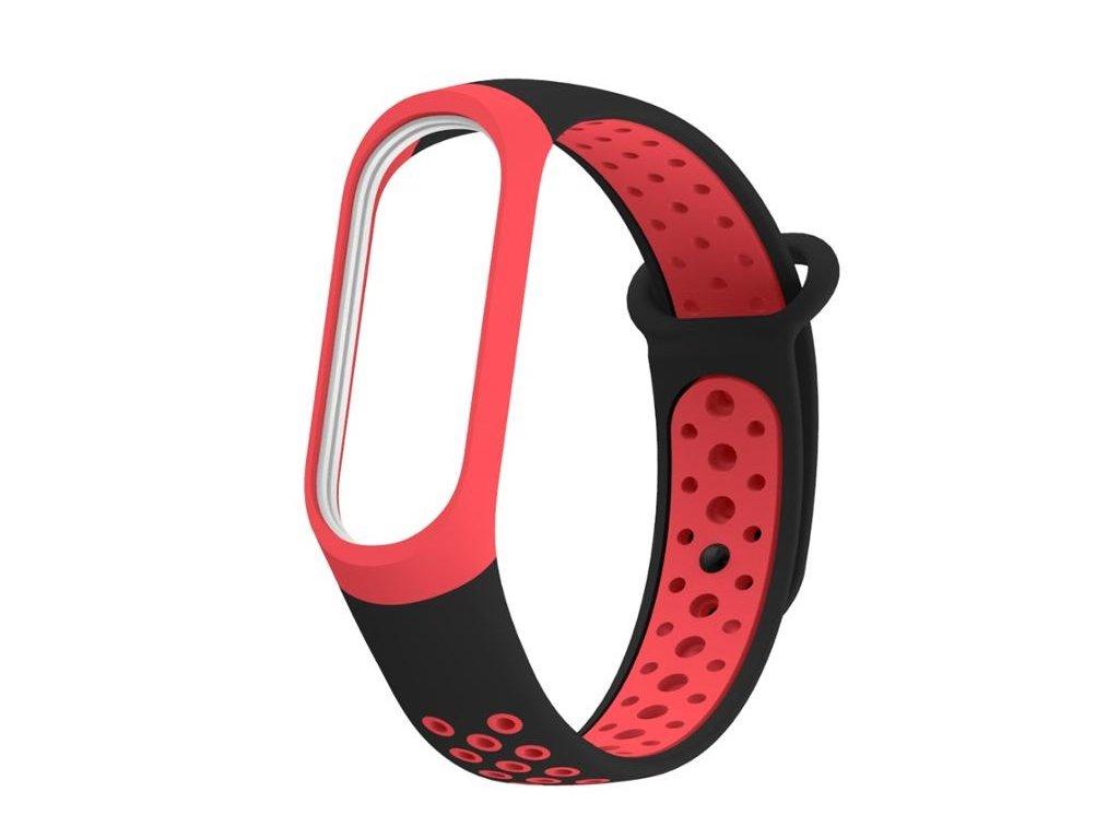 Xiaomi Mi Band 5 - remienok červený