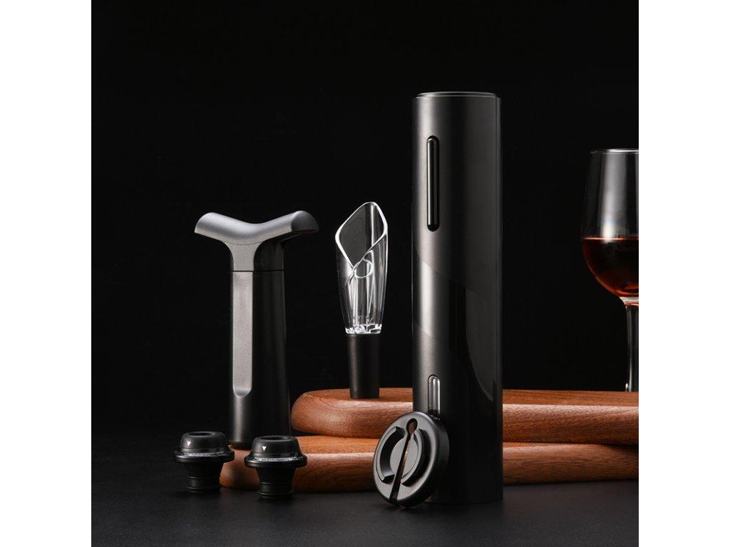 Kelit súprava na víno Best 6 dielna