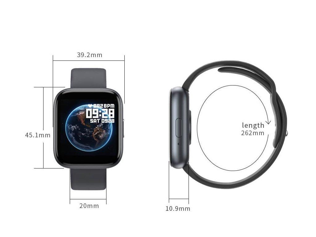 Smart hodinky watchking TX99 dynamicshop.sk