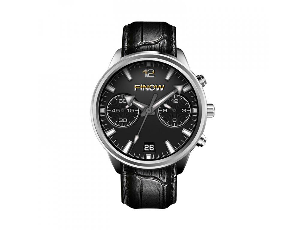 97b76a638 Smart hodinky X5 strieborné - dynamicshop