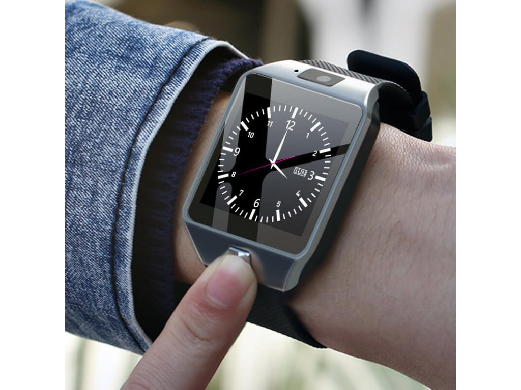 488c7404b Smart hodinky dz09 - dynamicshop