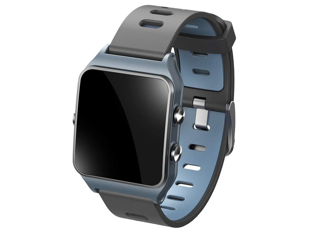 smart náramok P1C šedé