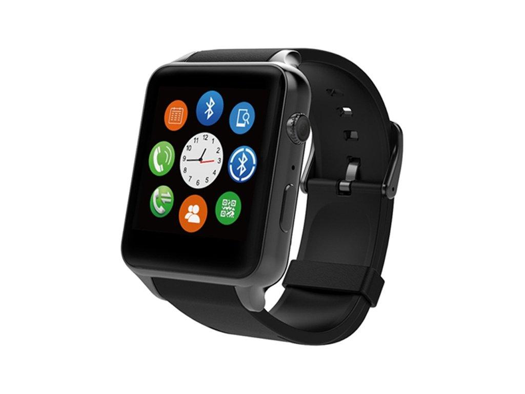 834bfdfde Smart hodinky GT88 čierne - dynamicshop