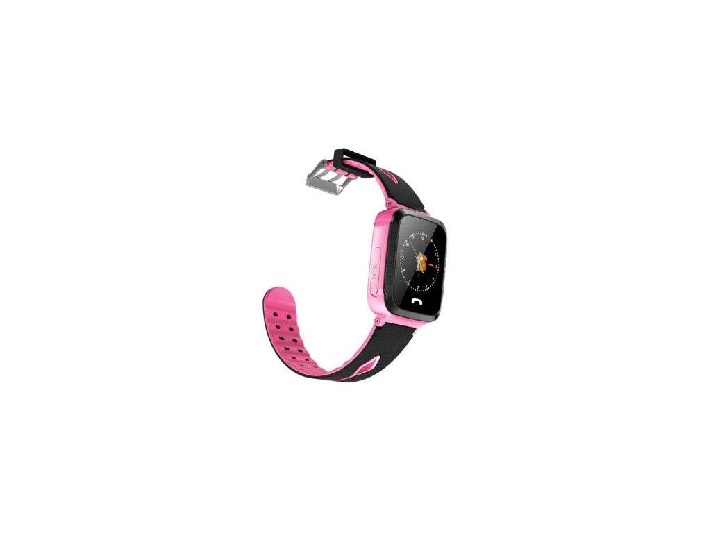 800bc2b7a detské smart hodinky V68G ružové detské smart hodinky V68G ružové