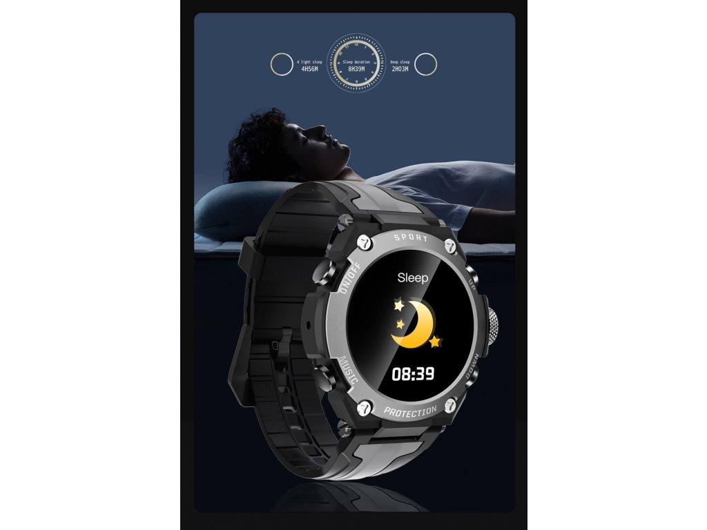 Športové hodinky F7