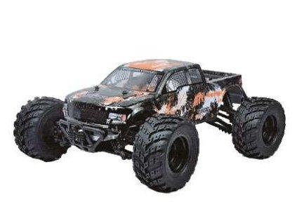 EVO 4M 4WD Monster truck 1:12 oranžový