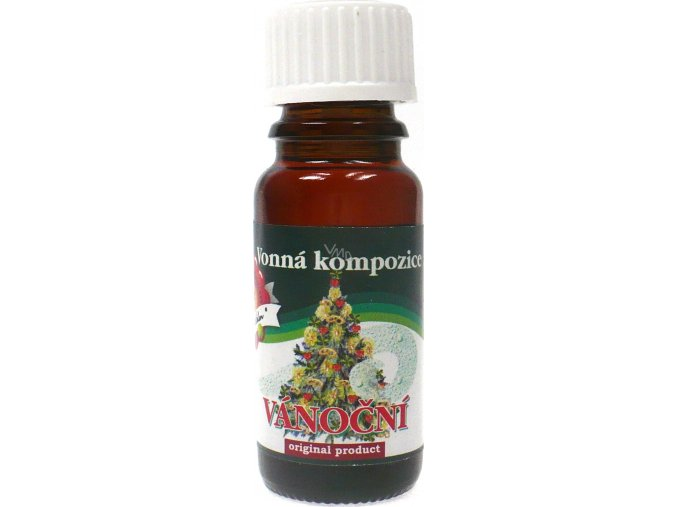 esecialny olej vianocny