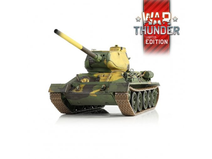 Tank T-34/85 IR 1:24