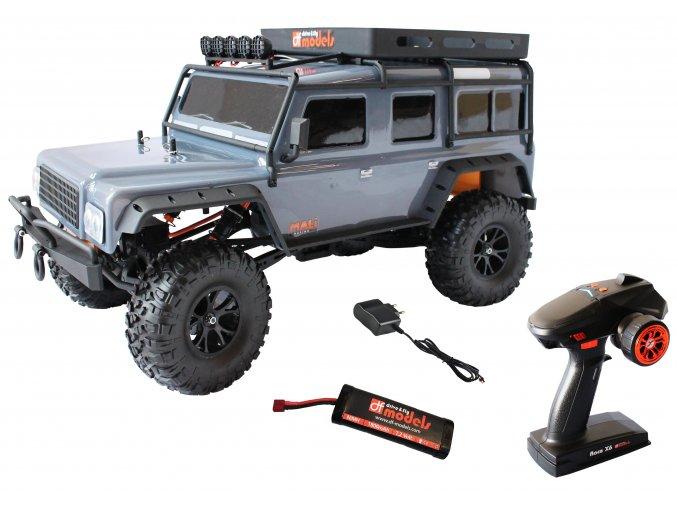 DF models 4J XXL CRAWLER šedý