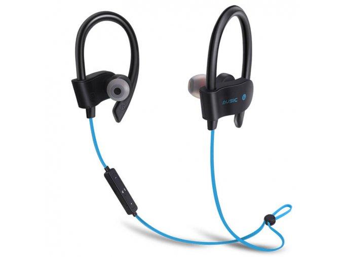 Bluetooth slúchadlá FT 56S Blue