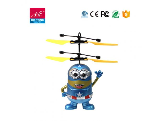 2018 Induction Flying toys Minion BR23 22