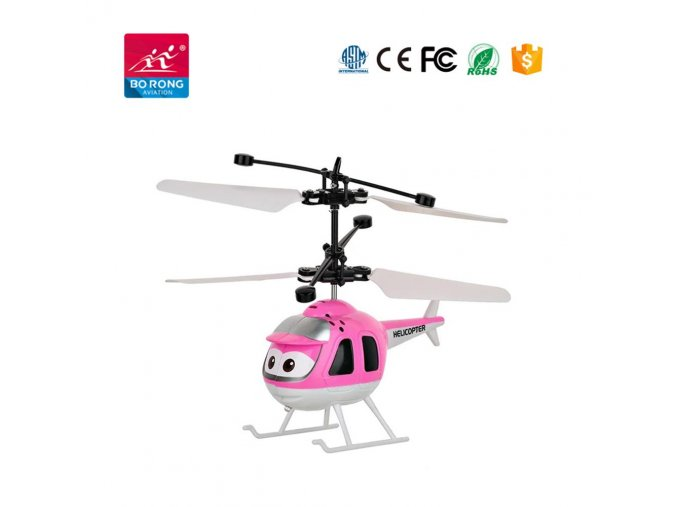 Cheap price mini cute cartoon induction flying1