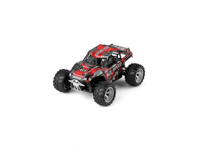 RC auto ACE SPEED 1:18 červené