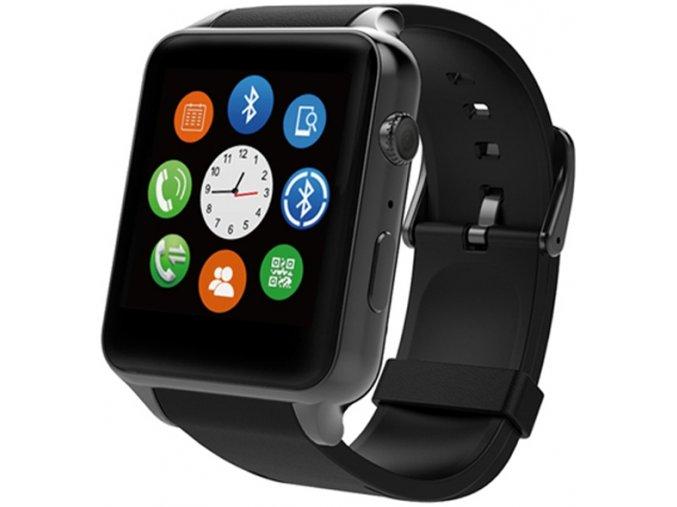 smart hodinky GT88 čierne