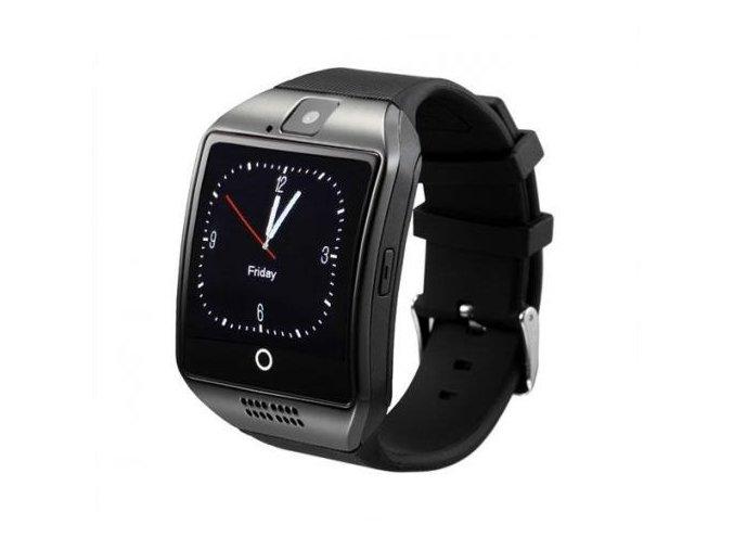 smart hodinky Q18s čierne