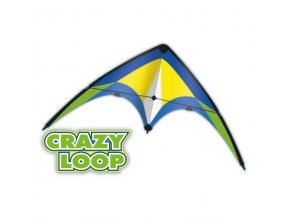 šarkan crazy loop 100x56 cm gunther