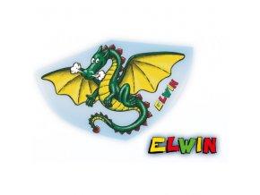 šarkan elwin 92x62 cm gunther