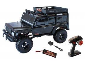 DF models 4J XXL CRAWLER 1:10 čierny 4250684131125