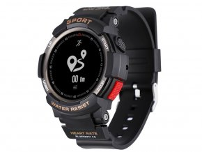 Športové hodinky F6 strieborné