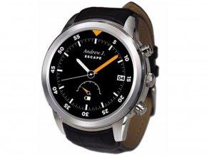 smart hodinky x5 strieborne