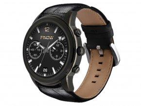 smart hodinky x5 čierne