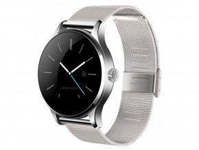 smart hodinky K88H strieborné