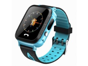 detské smart hodinky V68G modré