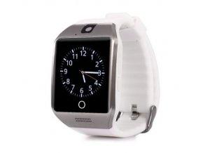 smart hodinky Q18s biele