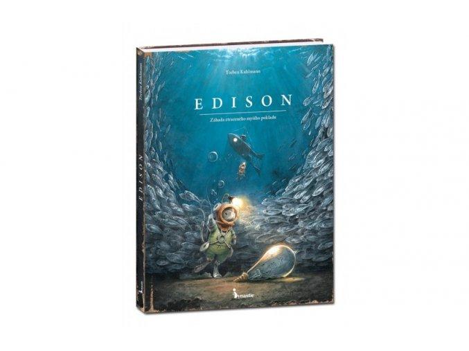 Edison obálka