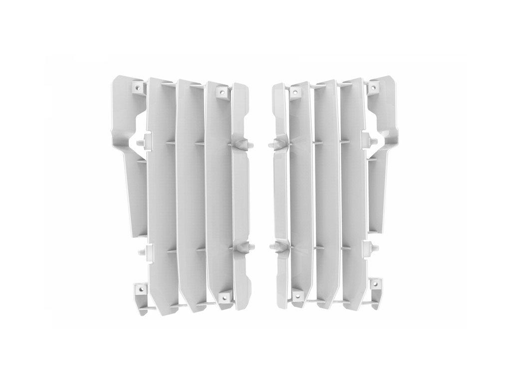 Mřížky chladičů POLISPORT BETA bílé