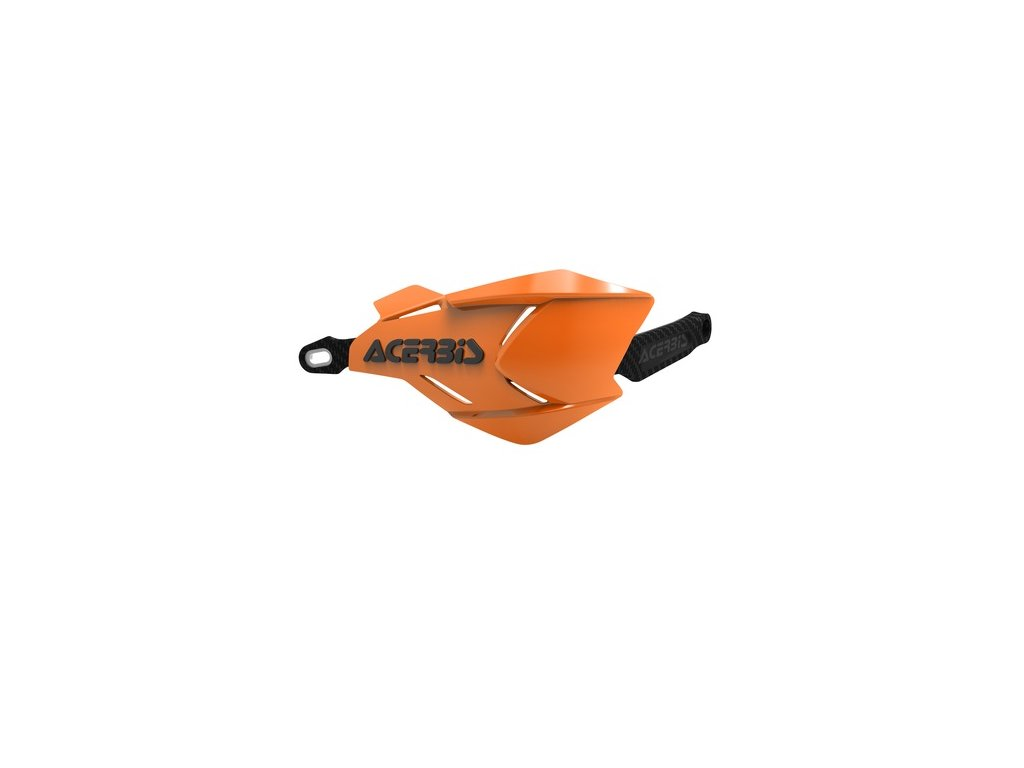 Chrániče páček X-FACTORY ACERBIS, oranžová/černá