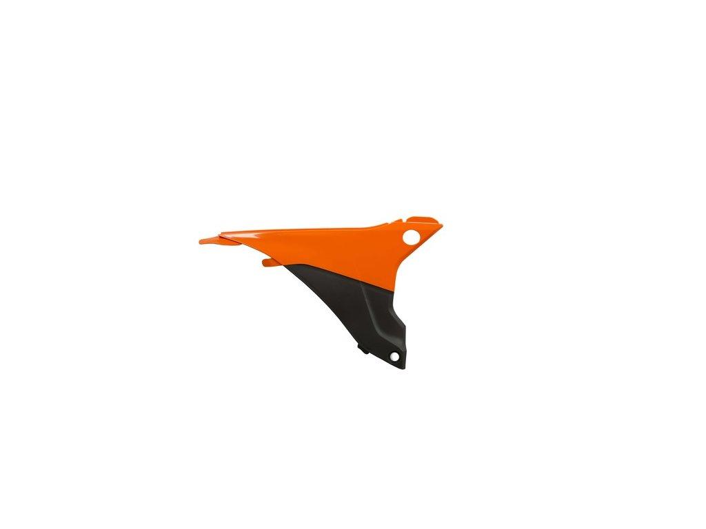 Kryty airboxu Acerbis KTM oranžová/černá