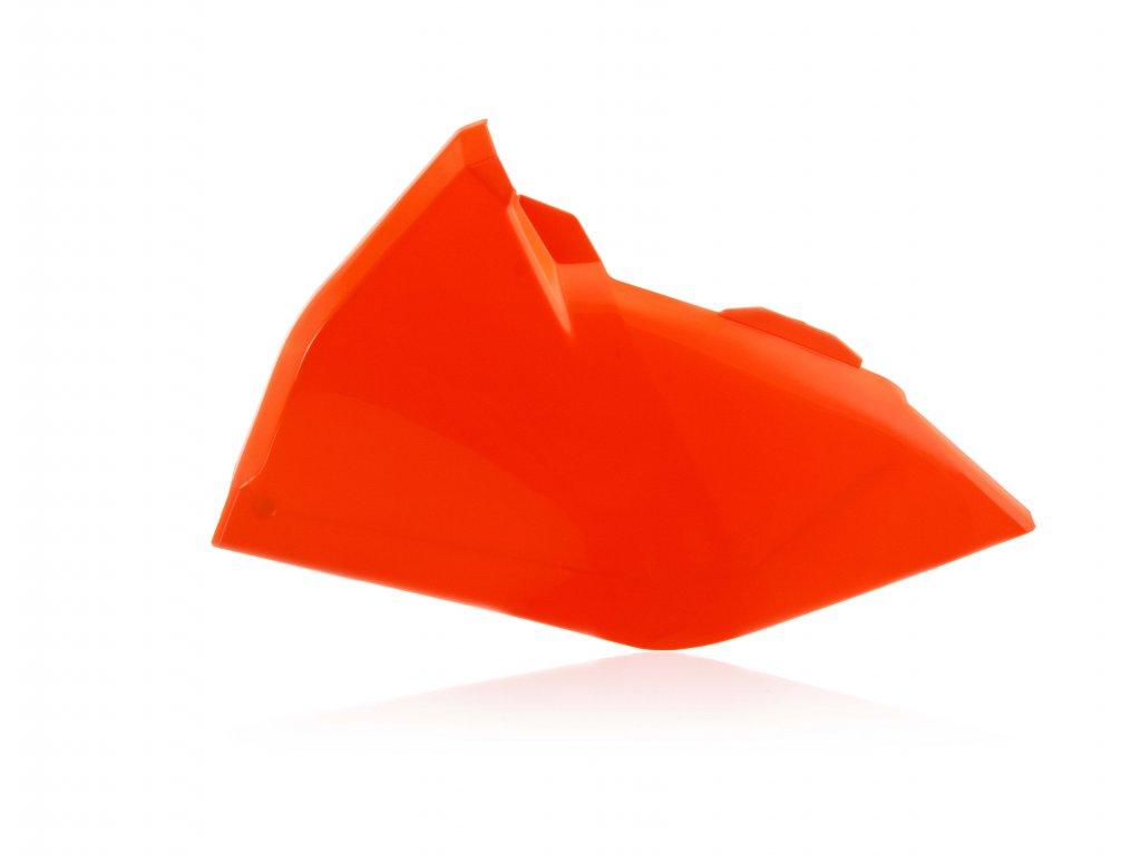 Kryt vzduchového filtru Acerbis KTM oranžová